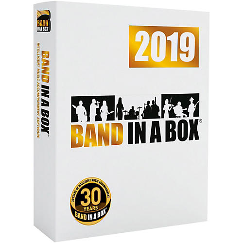 PG Music Band-in-a-Box Pro 2019 [Win USB Flash Drive] thumbnail
