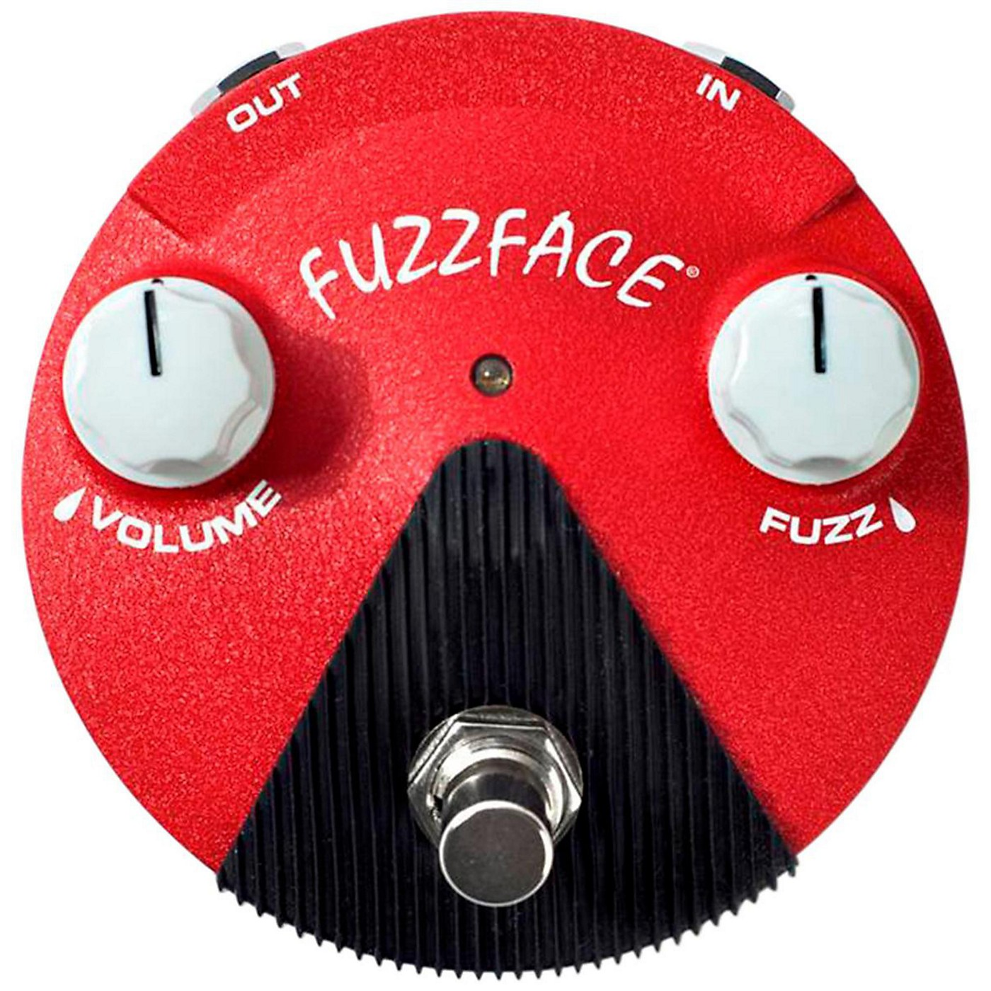 Dunlop Band of Gypsys Fuzz Face Mini Guitar Effects Pedal thumbnail