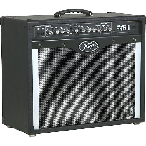 Peavey Bandit 112 Guitar Amplifier with TransTube Technology thumbnail