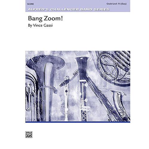 Alfred Bang Zoom!! Concert Band Grade 1.5 Set thumbnail