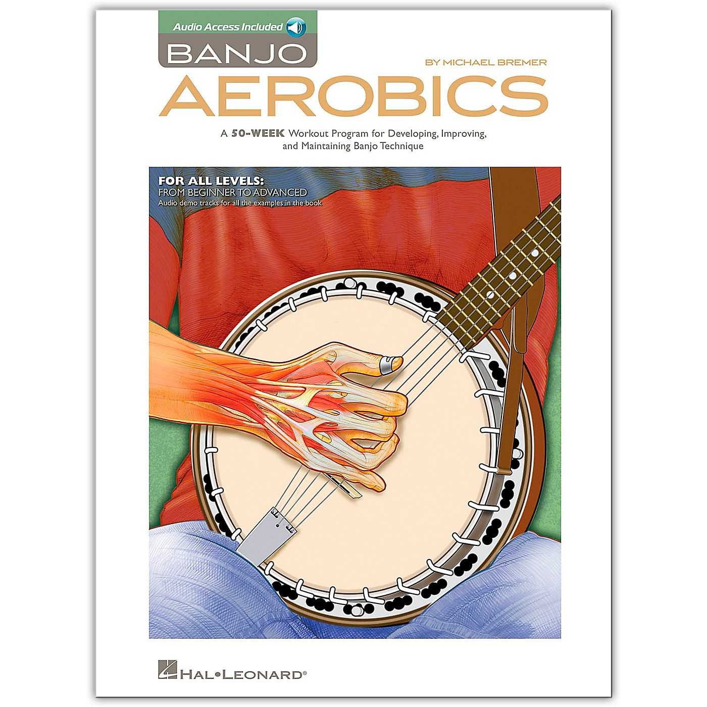 Hal Leonard Banjo Aerobics - Book/Online Audio thumbnail