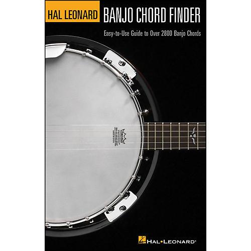 Hal Leonard Banjo Chord Finder 6X9 Size thumbnail