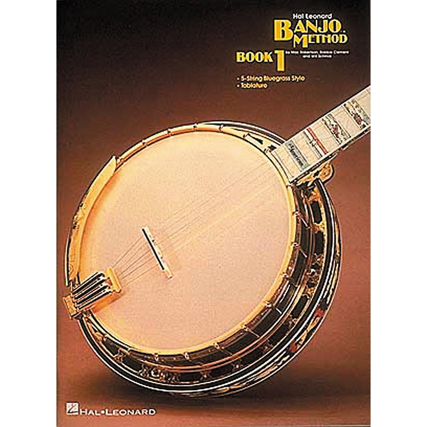 Hal Leonard Banjo Method Book 1 thumbnail