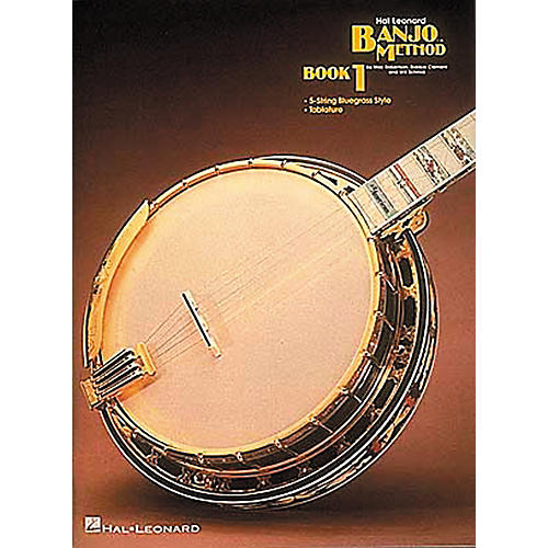 Hal Leonard Banjo Method Book 1 thumbnail
