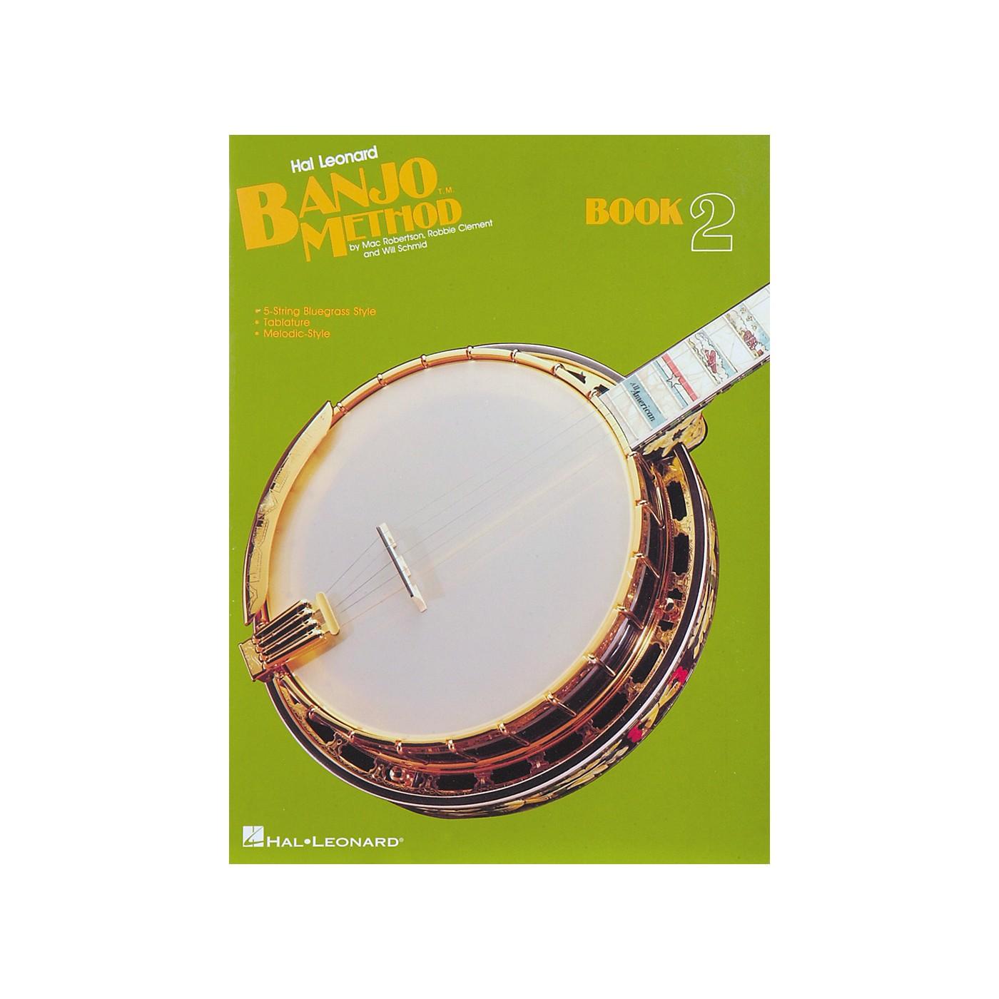 Hal Leonard Banjo Method Book 2 thumbnail