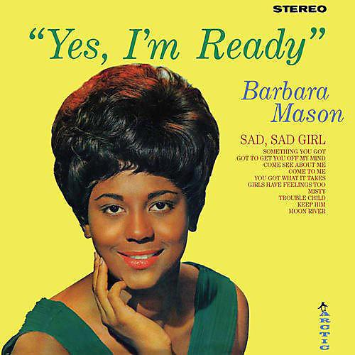 Alliance Barbara Mason - Yes, I'm Ready and Oh How It Hurts thumbnail