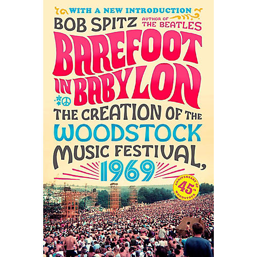 Alfred Barefoot in Babylon: The Creation of the Woodstock Music Festival 1969 Book thumbnail