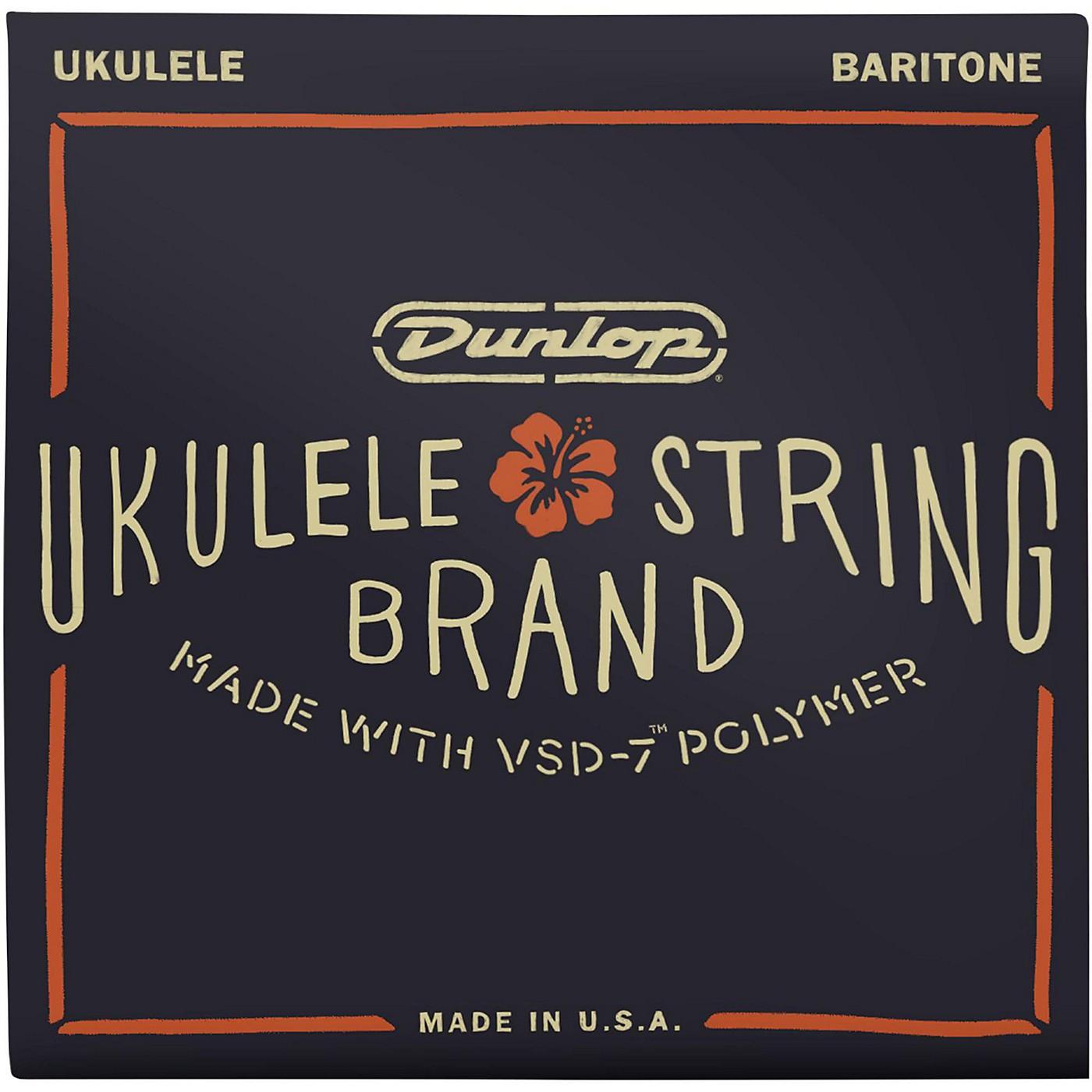 Dunlop Baritone Pro 4 Set Ukelele Strings thumbnail