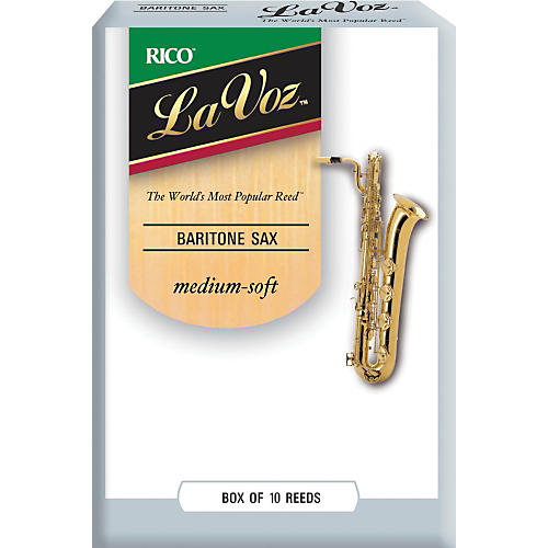 La Voz Baritone Saxophone Reeds thumbnail