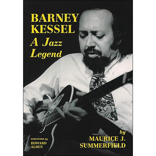 Hal Leonard Barney Kessel: A Jazz Legend thumbnail