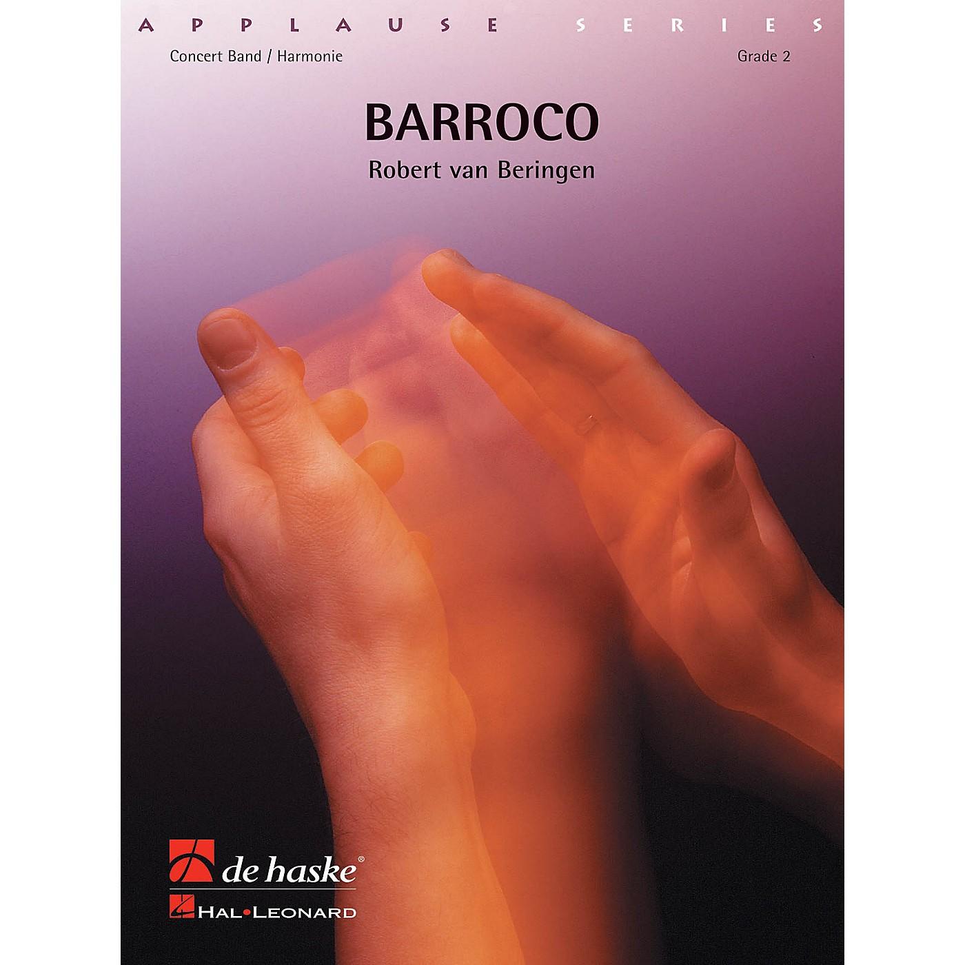 Hal Leonard Barocco Score Only Concert Band thumbnail