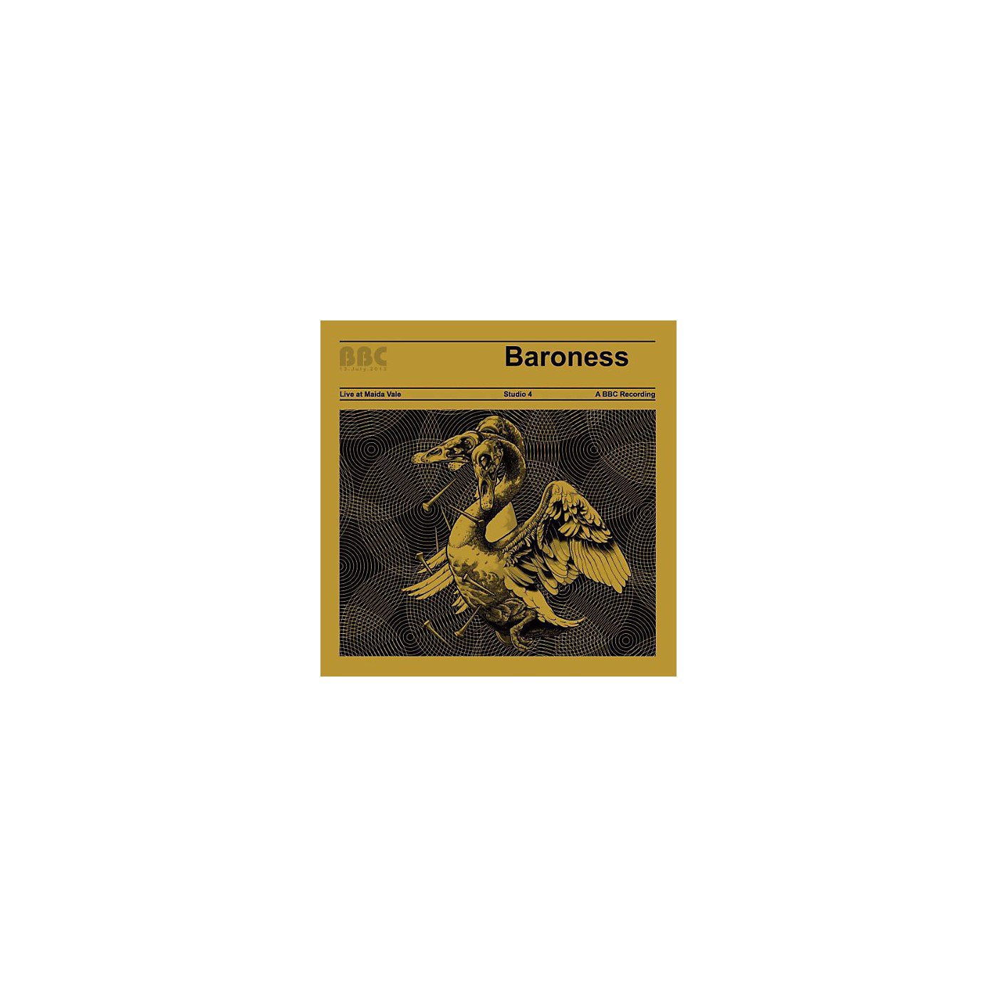 Alliance Baroness - Live at Maida Vale: BBC thumbnail
