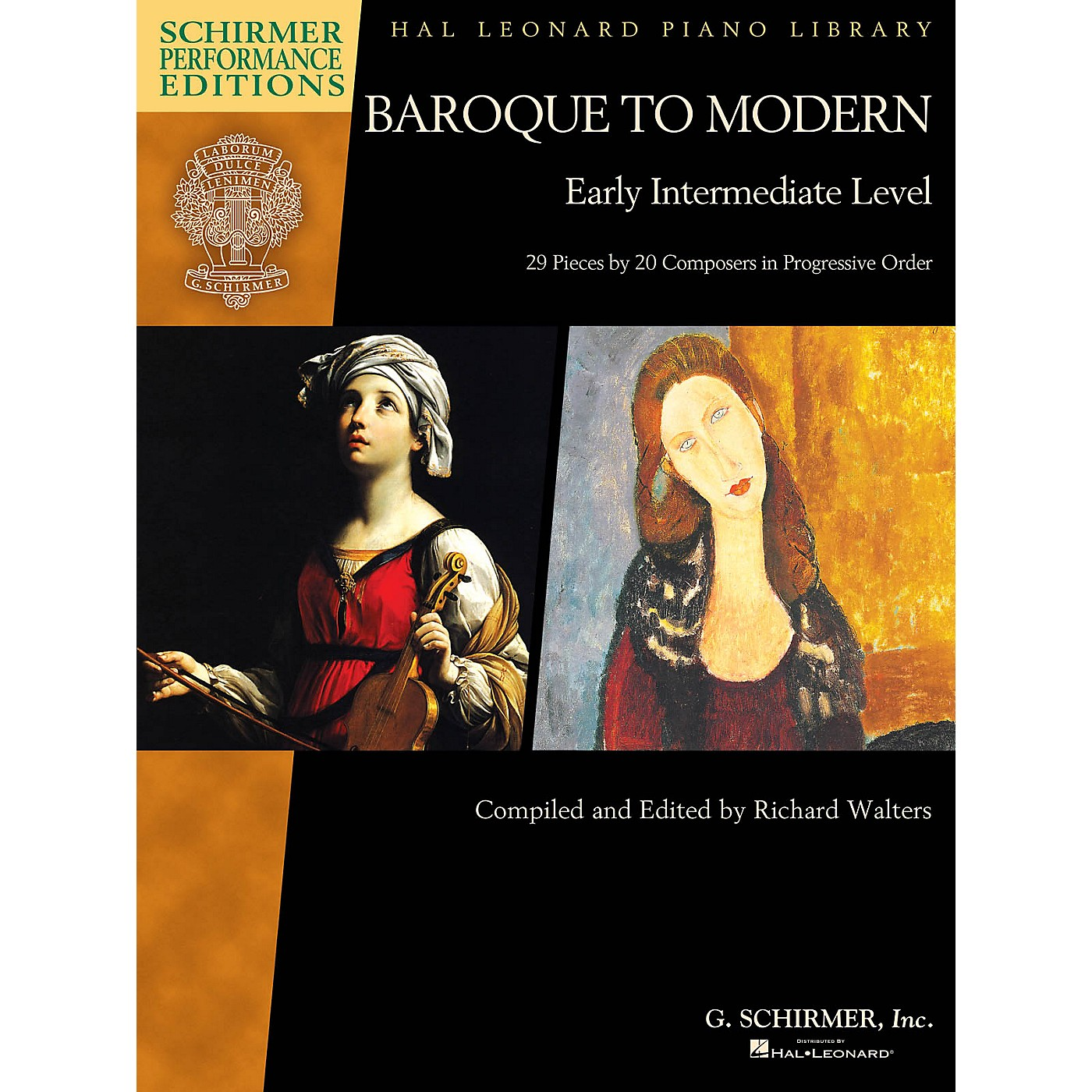 G. Schirmer Baroque to Modern: Early Intermediate Level Schirmer Performance Editions Softcover thumbnail