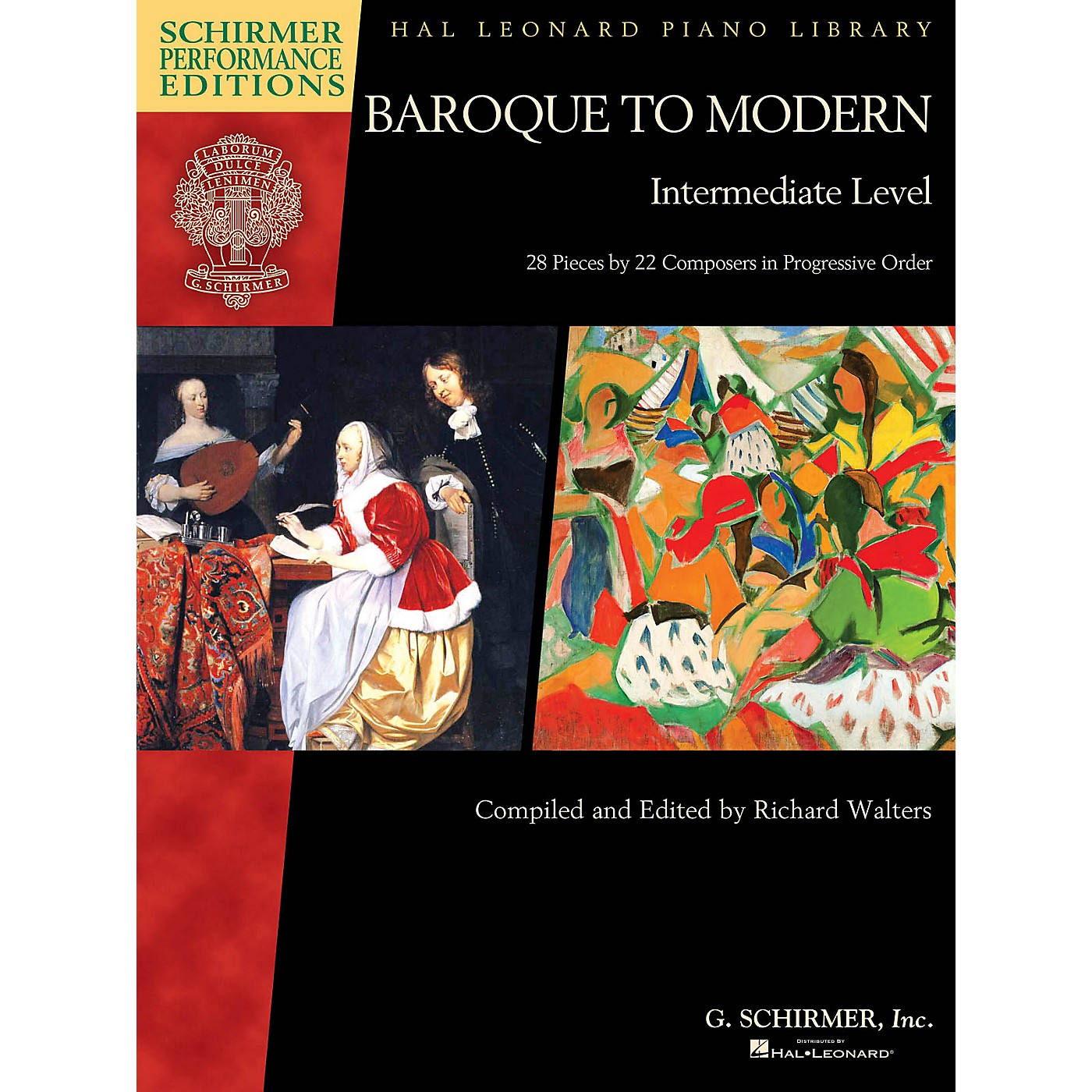 G. Schirmer Baroque to Modern: Intermediate Level Schirmer Performance Editions Softcover thumbnail