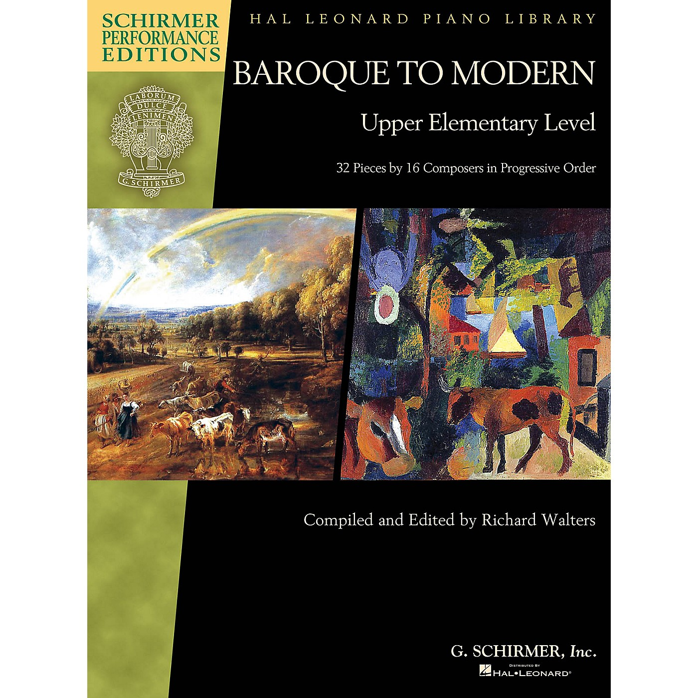 G. Schirmer Baroque to Modern: Upper Elementary Level Schirmer Performance Editions Softcover thumbnail