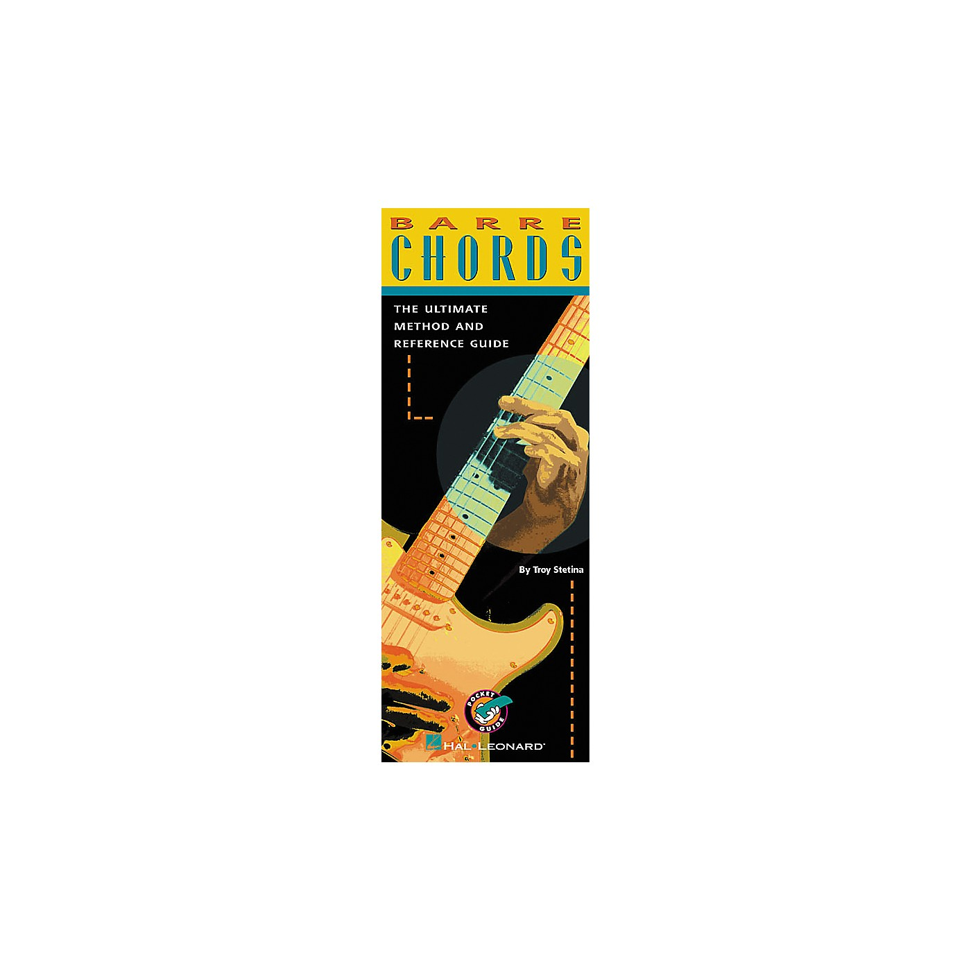 Hal Leonard Barre Chords For Guitar Book thumbnail