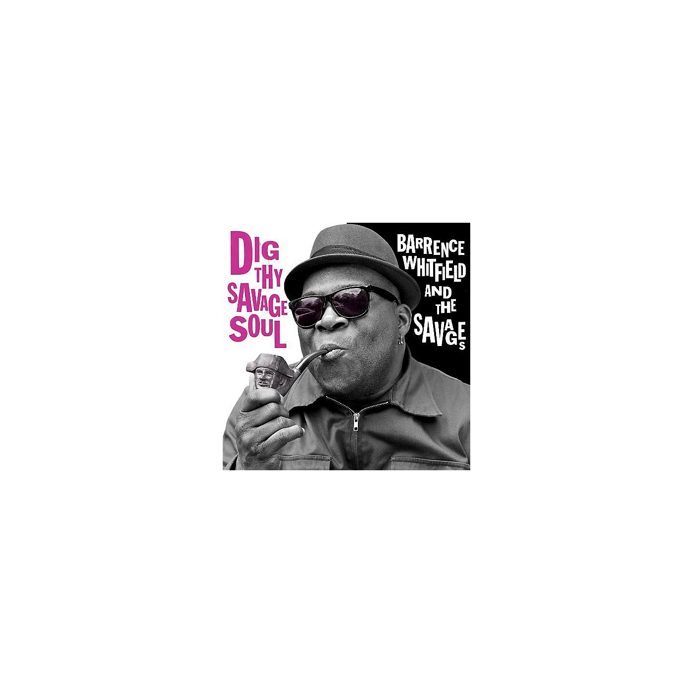 Alliance Barrence Whitfield - Dig Thy Savage Soul thumbnail