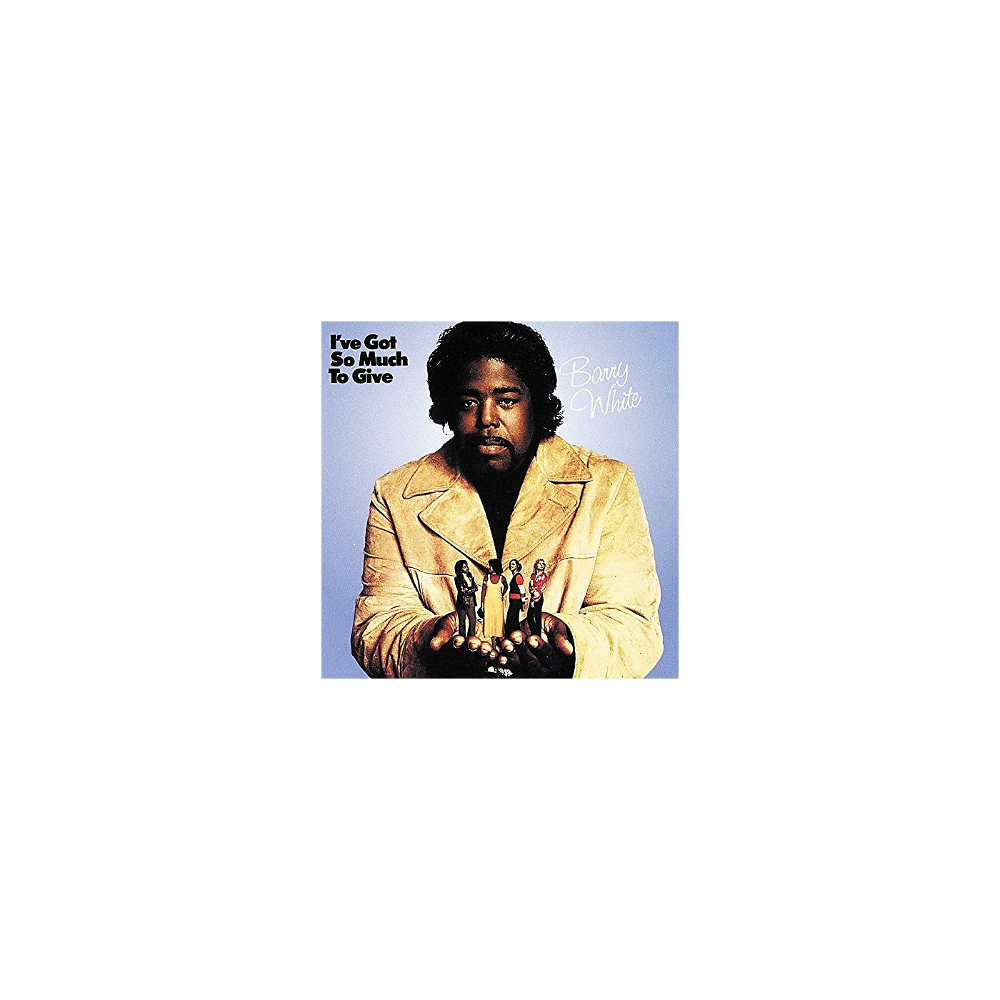 Alliance Barry White - I've Got So Much To Give thumbnail