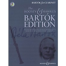 Boosey and Hawkes Bartok For Clarinet Boosey & Hawkes Chamber Music BK/CD Composed by Bela Bartok Arranged by Hywel Davies