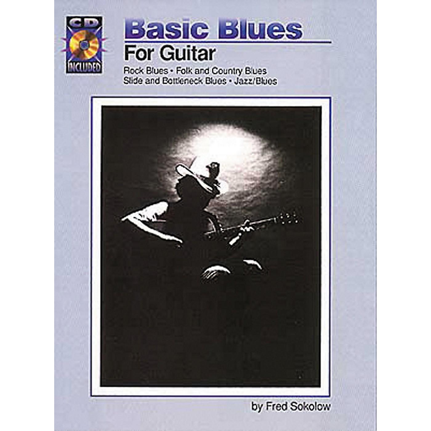 Hal Leonard Basic Blues for Guitar thumbnail