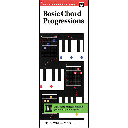 Alfred Basic Chord Progressions thumbnail