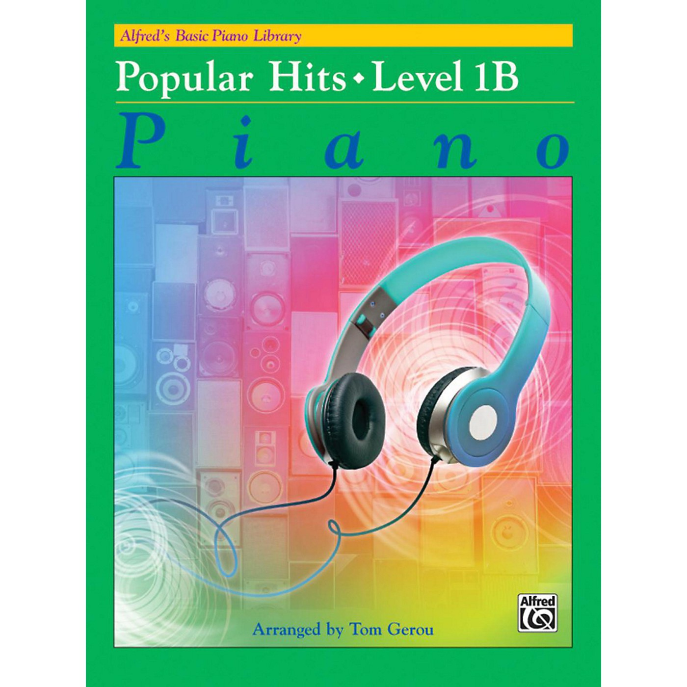 Alfred Basic Piano Library: Popular Hits Level 1B thumbnail