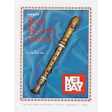 Mel Bay Basic Recorder Method Book