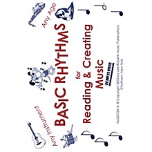 Lee Roberts Basic Rhythms Flashcards (For Reading & Creating Music) Pace Piano Education Series by Various Authors