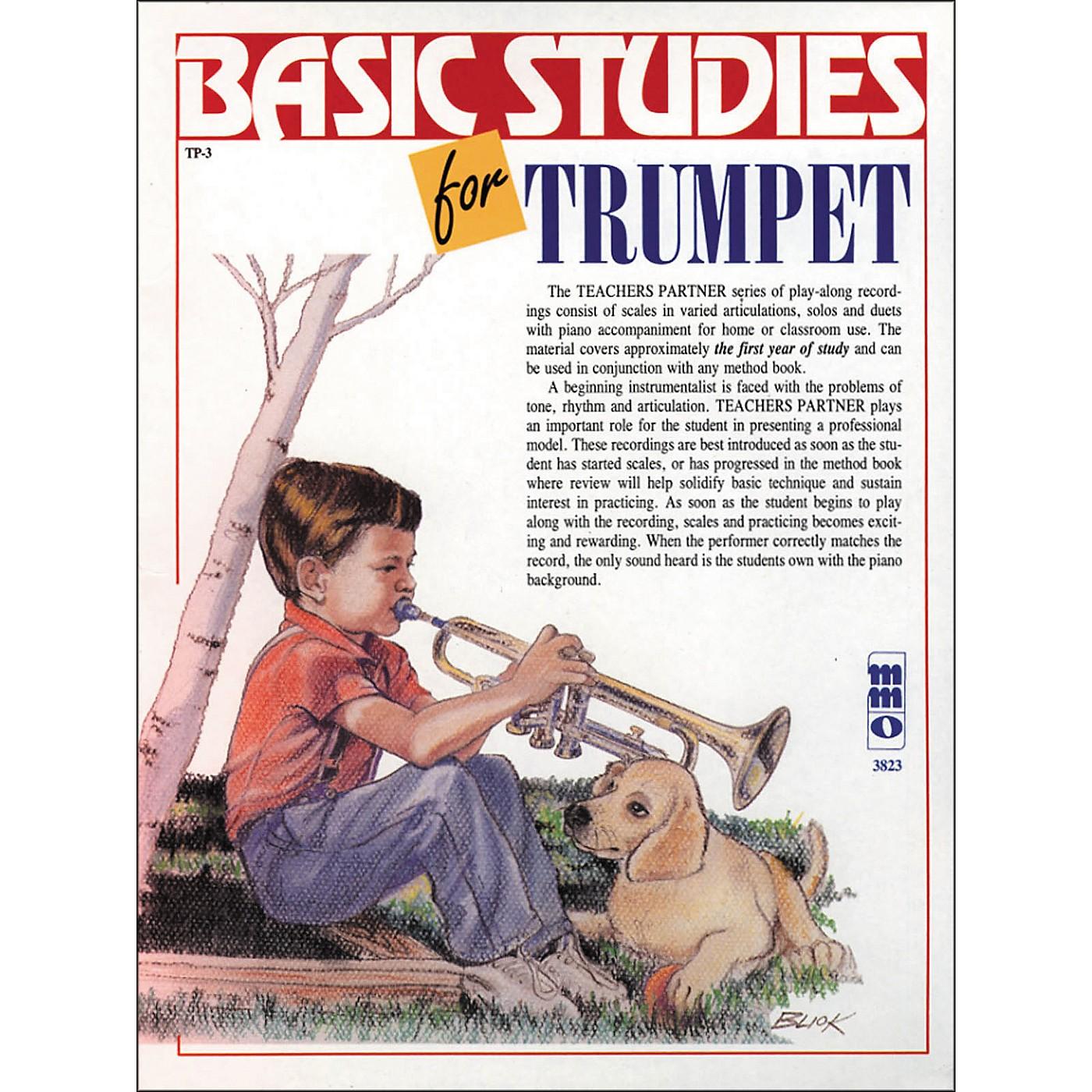 Hal Leonard Basic Studies for Trumpet thumbnail