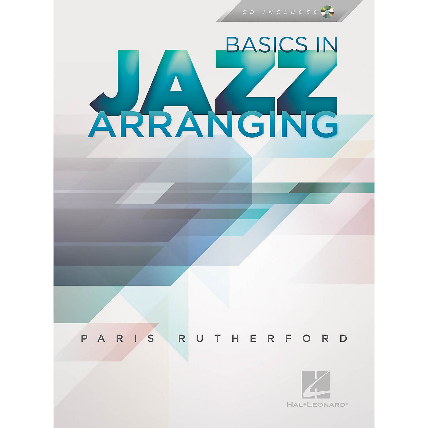 Hal Leonard Basics in Jazz Arranging Jazz Instruction Series Softcover with CD thumbnail