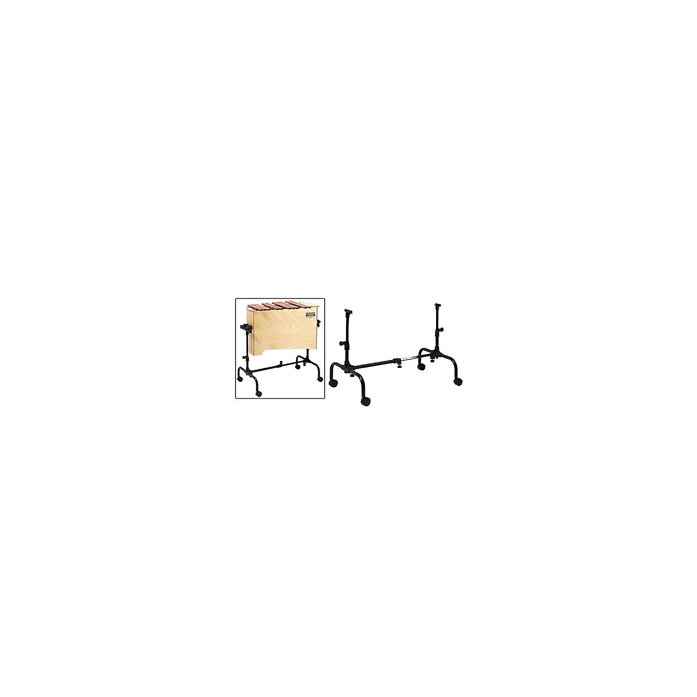 Sonor Orff BasisTrolley Orff Instrument Stand thumbnail