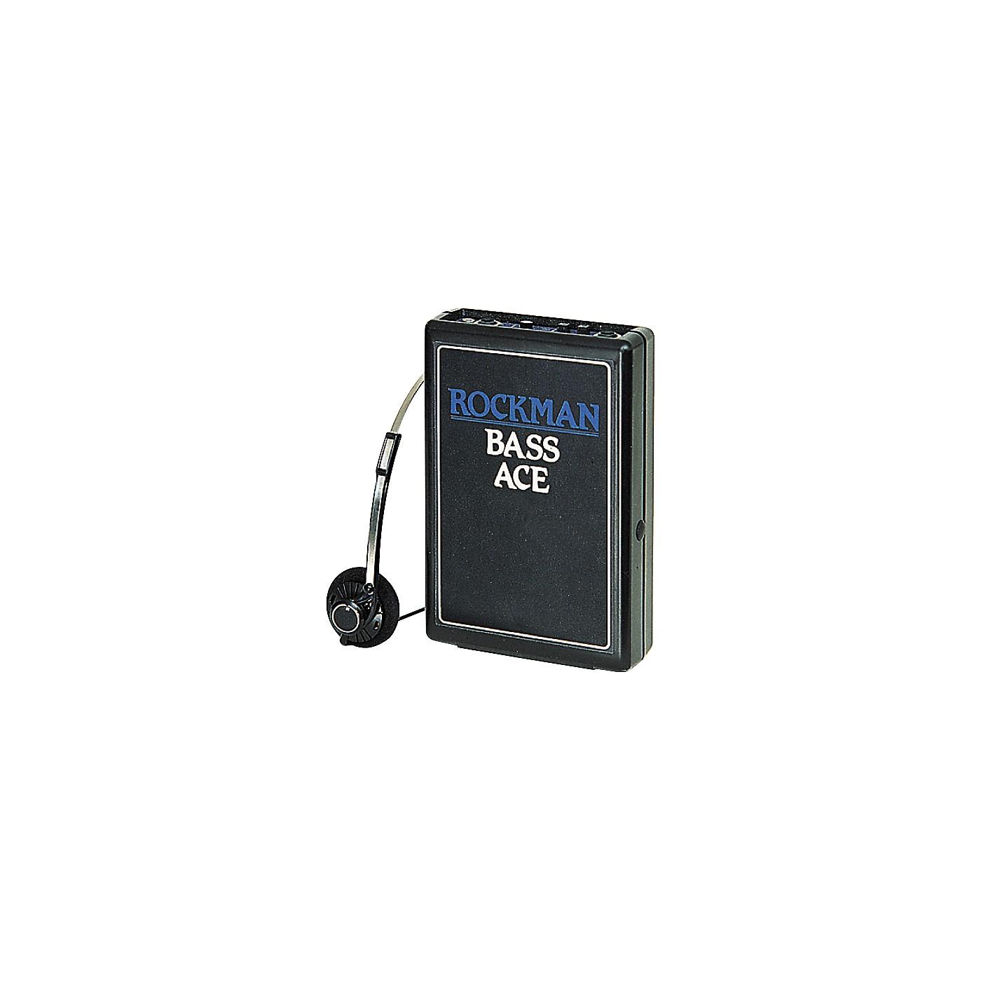 Rockman Bass Ace Headphone Amp thumbnail