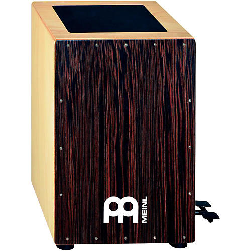 Meinl Bass Cajon with Foot Pedal and Ebony Frontplate thumbnail