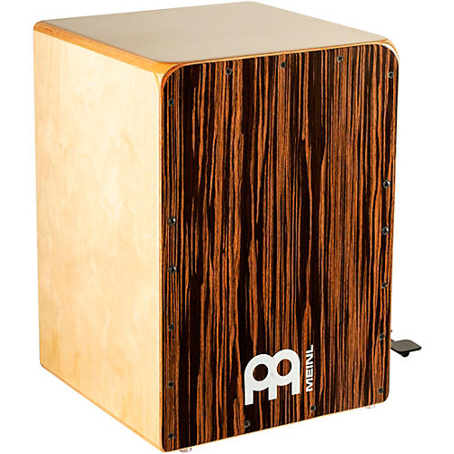 Meinl Bass Cajon with Snare Pedal and Ebony Frontplate thumbnail