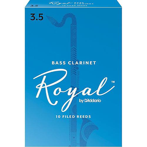 Rico Royal Bass Clarinet Reeds, Box of 10 thumbnail