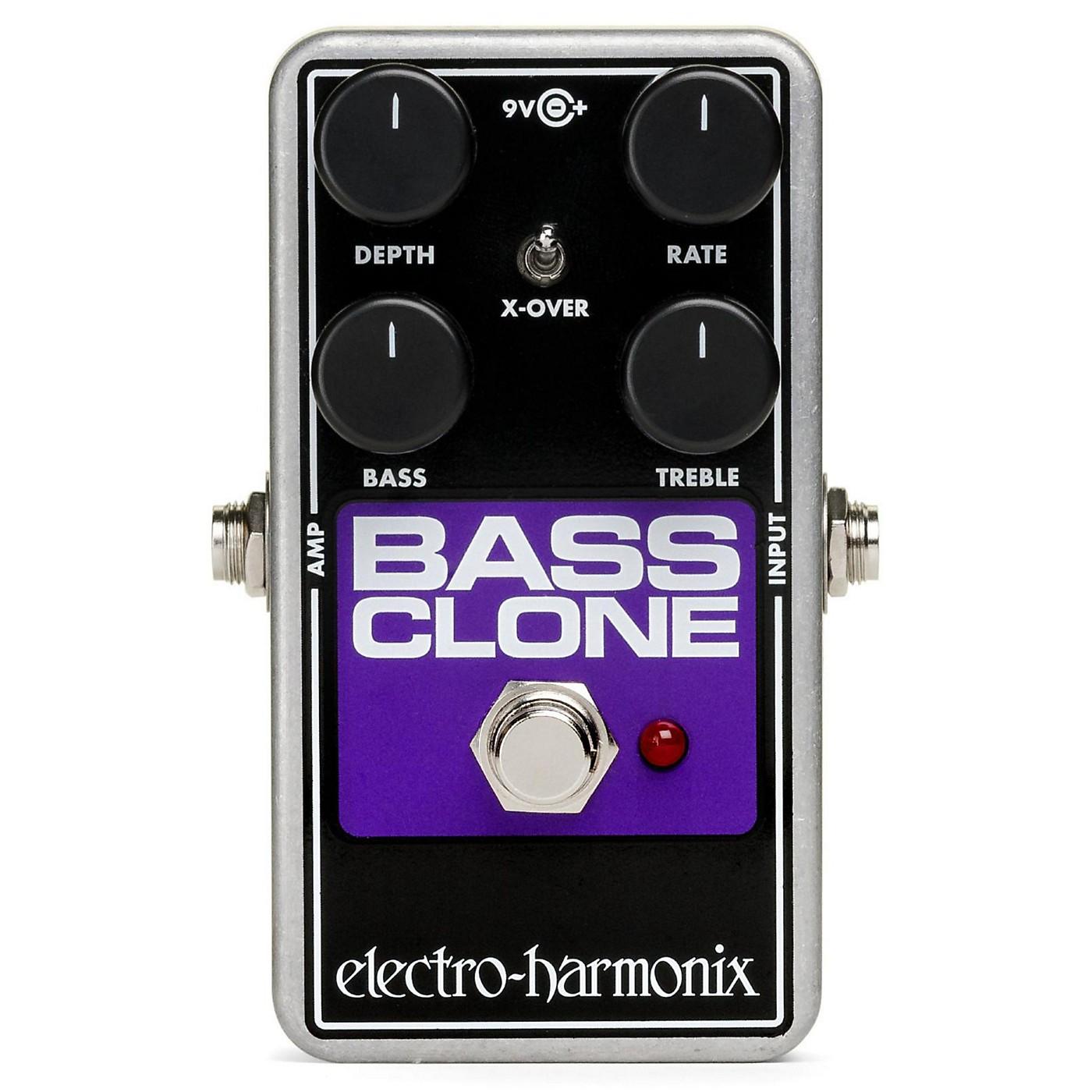 Electro-Harmonix Bass Clone Analog Chorus thumbnail