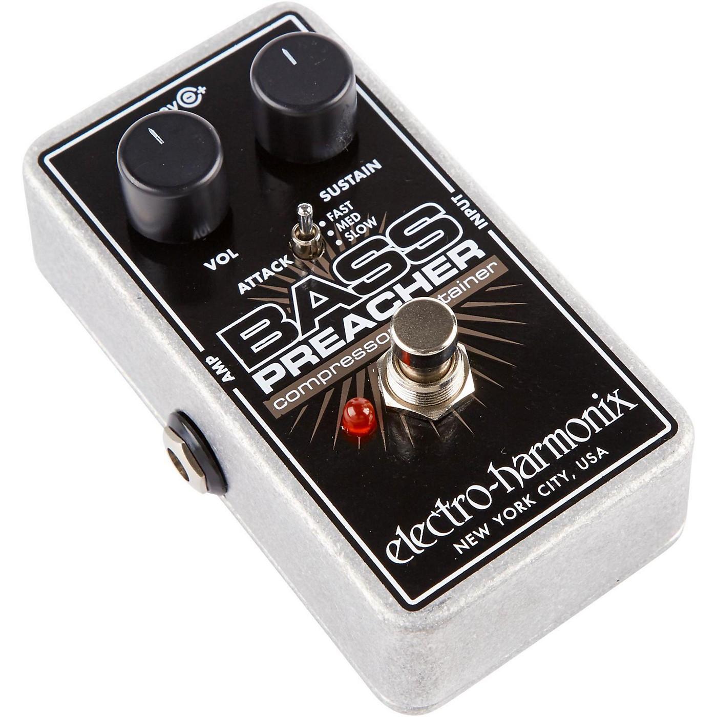 Electro-Harmonix Bass Compressor/ Sustainer thumbnail