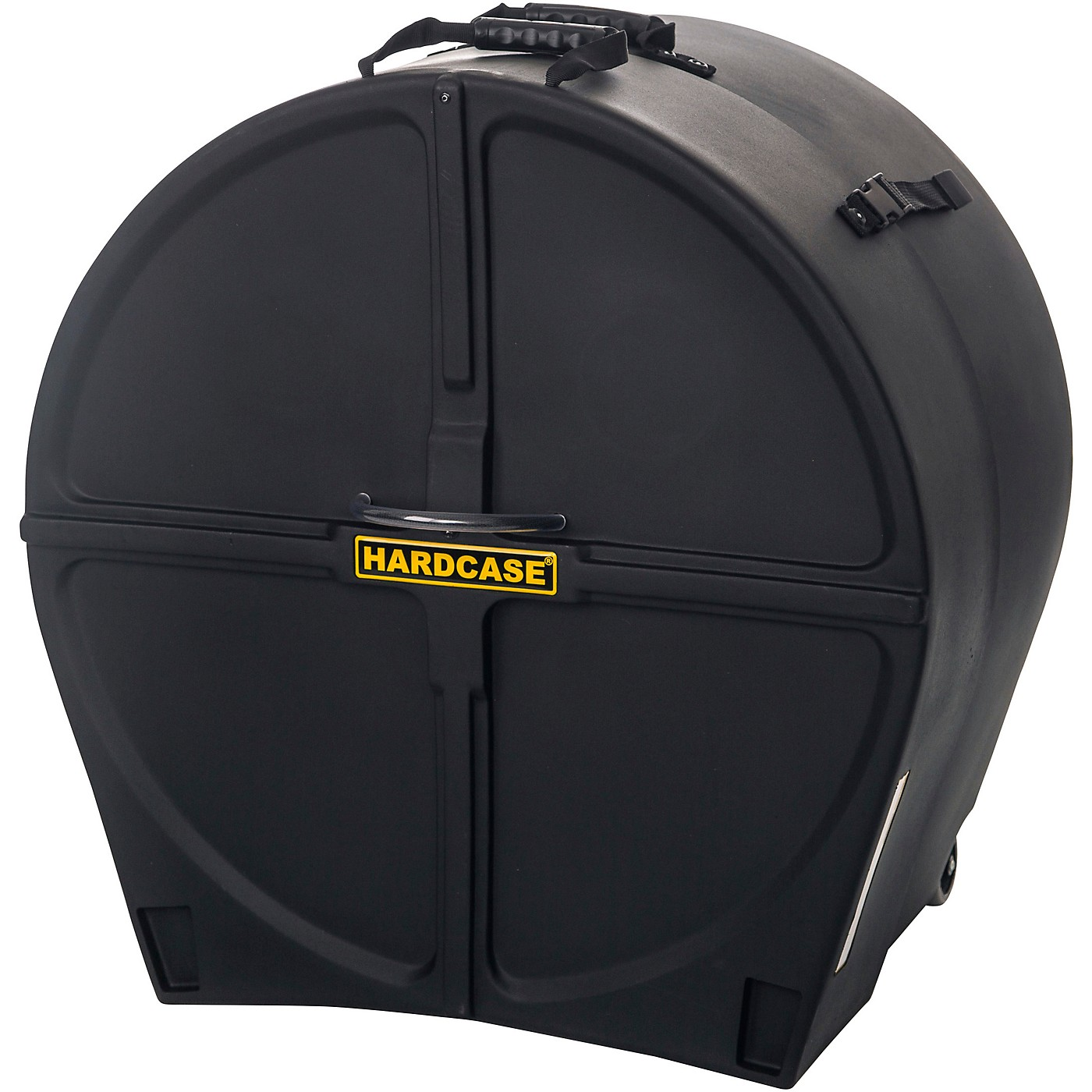 HARDCASE Bass Drum Case with Wheels thumbnail