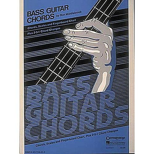 Hal Leonard Bass Guitar Chords Book thumbnail