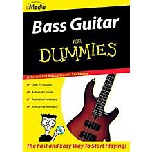 Emedia Bass Guitar For Dummies - Digital Download