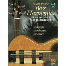 Alfred Bass Harmonics Book/CD