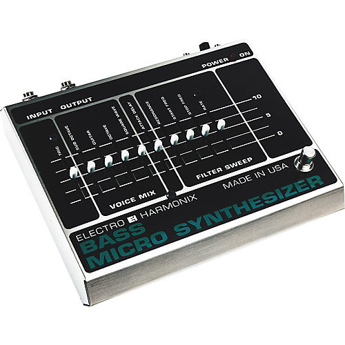 Electro-Harmonix Bass Micro Synthesizer thumbnail