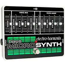 Electro-Harmonix Bass MicroSynth Effects Pedal