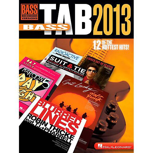 Hal Leonard Bass Tab 2013 thumbnail