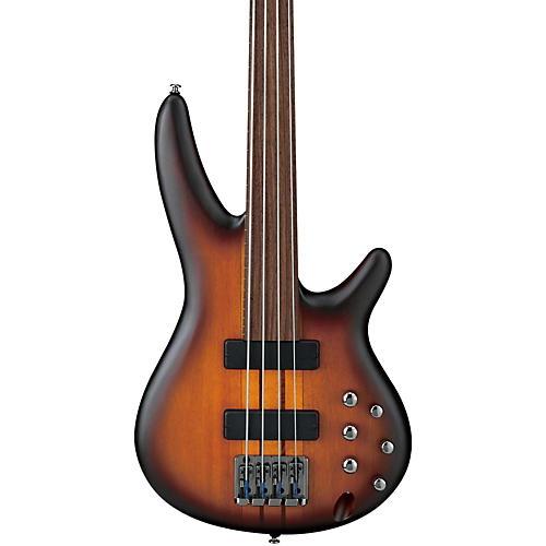 Ibanez Bass Workshop SRF700 Portamento 4-String Fretless Electric Bass thumbnail