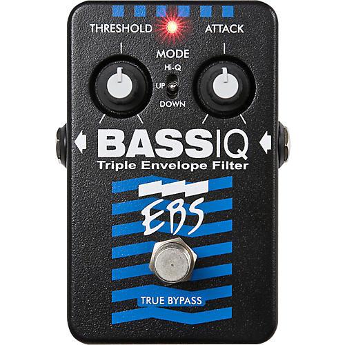 EBS BassIQ Triple Envelope Filter Pedal thumbnail