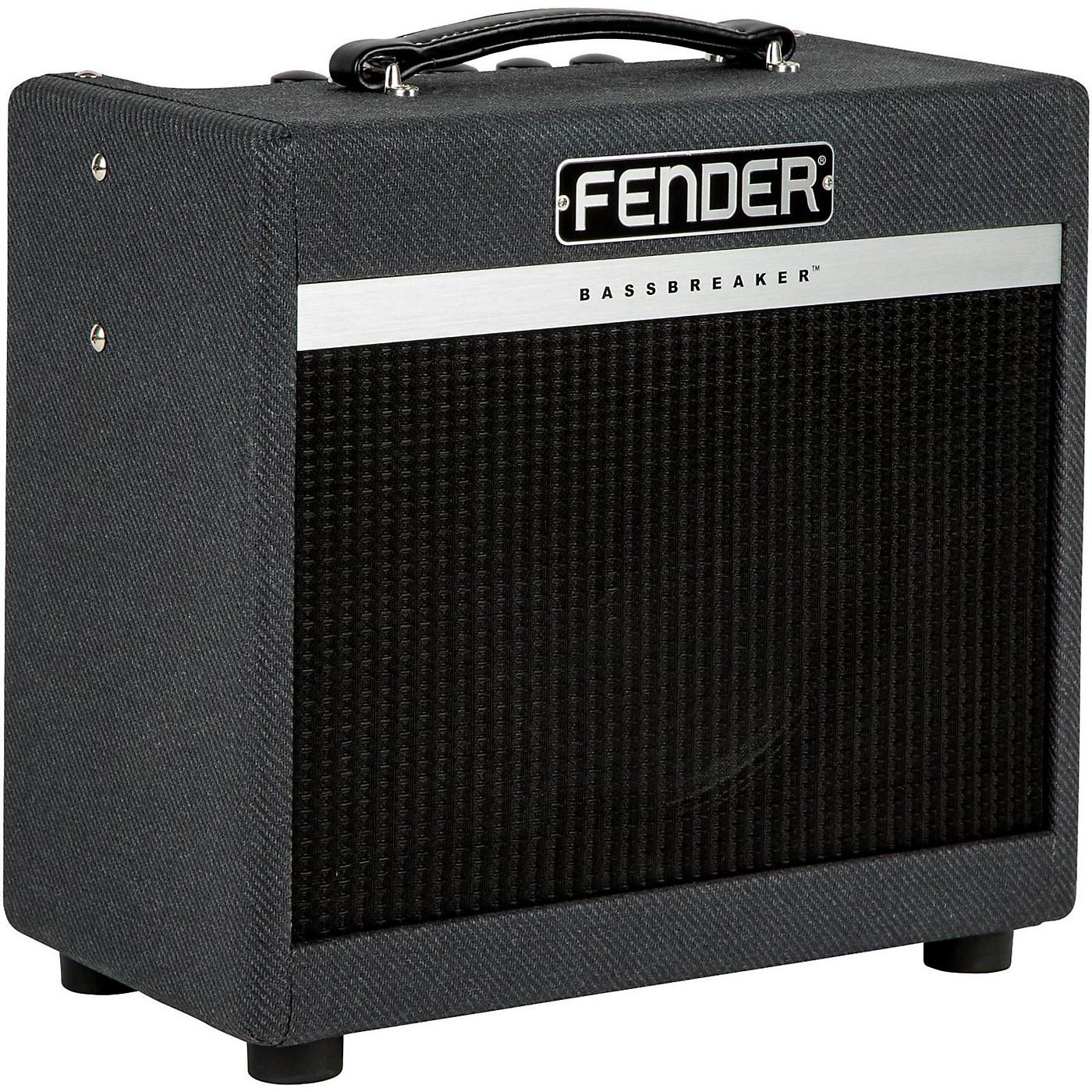 Fender Bassbreaker 007 1x10 7W Tube Guitar Combo Amp thumbnail