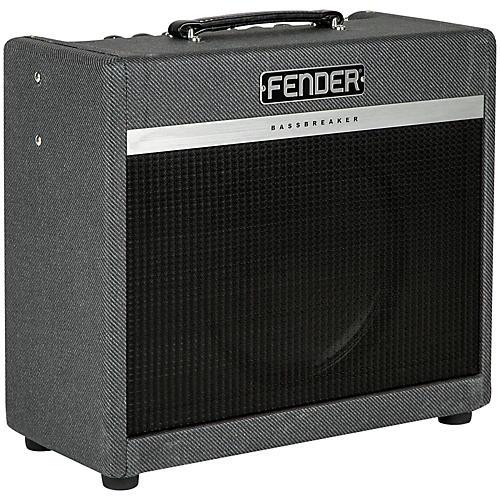 Fender Bassbreaker 15W 1x12 Tube Guitar Combo Amp thumbnail