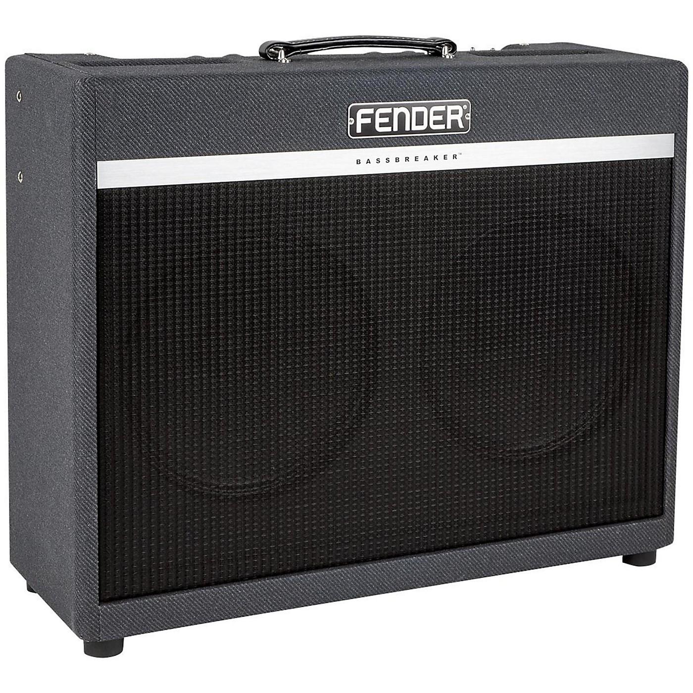 Fender Bassbreaker 18/30W 2x12 Tube Guitar Combo Amp thumbnail