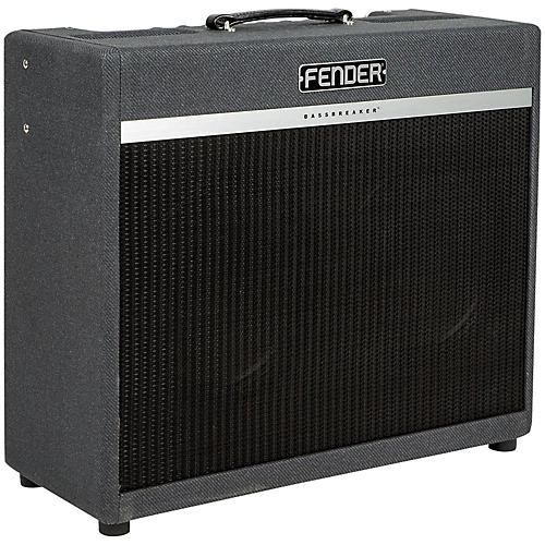 Fender Bassbreaker 45W 2x12 Tube Guitar Combo Amp thumbnail